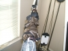 Treklight Double hammock with ascender wrap on the cinch buckles. Used Spyderline 5/32 rope. by FanaticFringer in Homemade gear