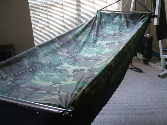 JRB bridge hammock top cover