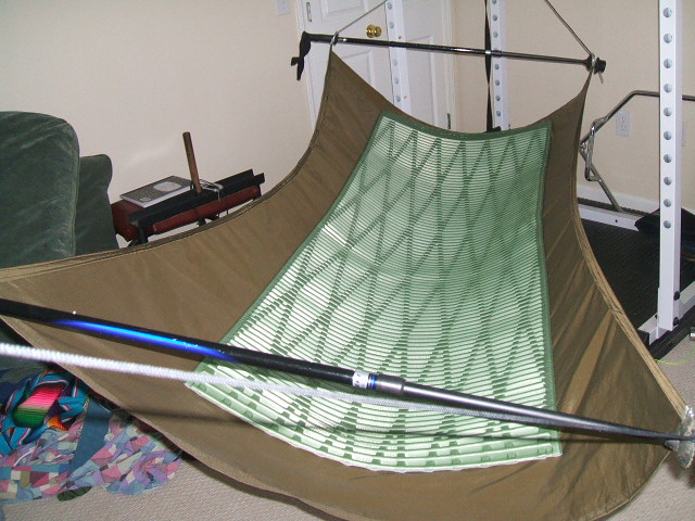 diy bridge hammock diy bridge hammock   hammock forums gallery  rh   hammockforums