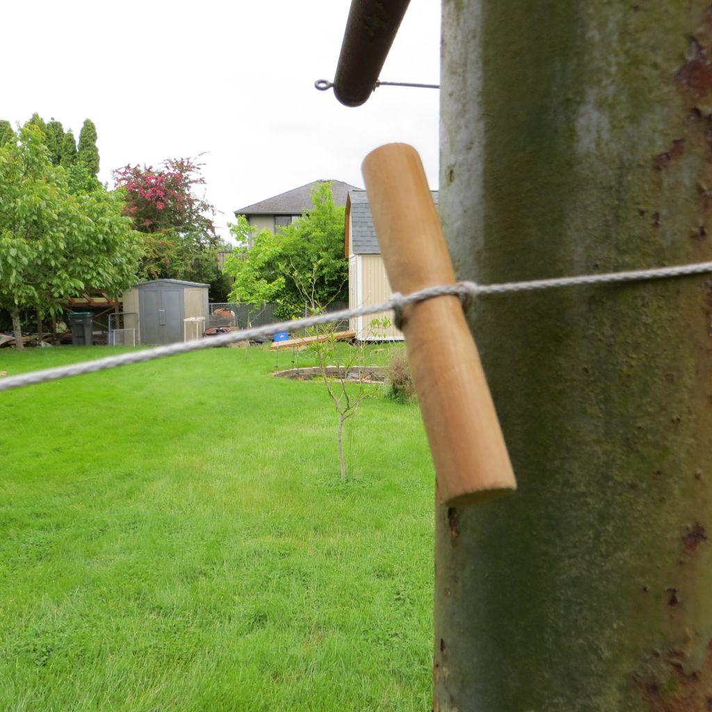 Ridge Line To Tree
