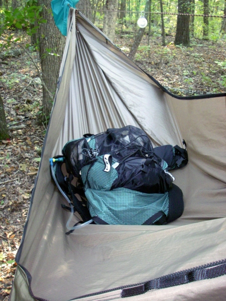 Diy Hh Inside View Of Hammock