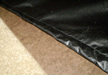 BlackCat ridgeline seam