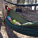 Stefi hanging by Paul-Stefi in Hammocks