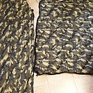 camo by timberlake in Underquilts and PeaPods