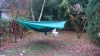 First Hang And Test by Peanutdude in Hammocks
