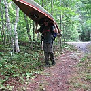 Portage from Carl Wilson by LuvmyBonnet in Group Campouts