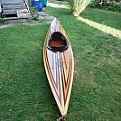 Cedar strip by LuvmyBonnet in Homemade gear