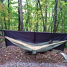 Tarp back/sitting mode by Mixup in Hammocks