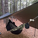 First Hang by Highlander626 in Hammocks