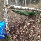 One tree hammock suspension :-) by Mittagsfrost in Tips  and Tricks