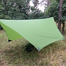 My Green Sally Jelly Tarp by Mittagsfrost in Homemade gear