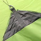 Green Sally Jelly Tarp - Tie Out 2 by Mittagsfrost in Homemade gear