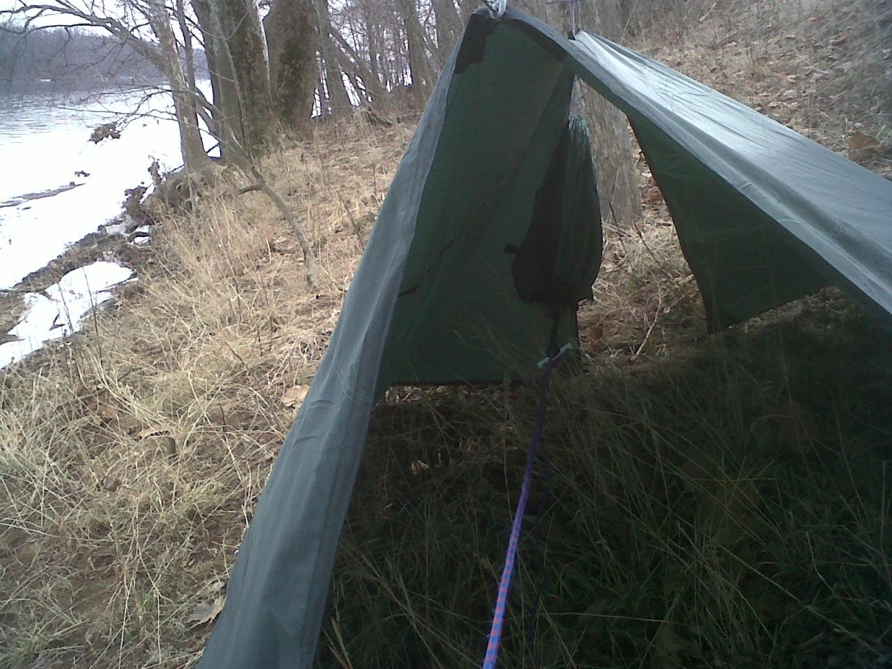 Hammock Camping Photos