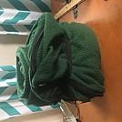 Fleece top quilt