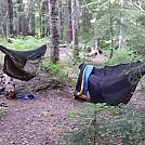 Hooneymoon Hammock Camping at Stillhouse Creek by Kaerous in Hammocks