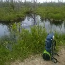 Upper Tomahawk Lake by TwistingInTheWind in Hammock Landscapes