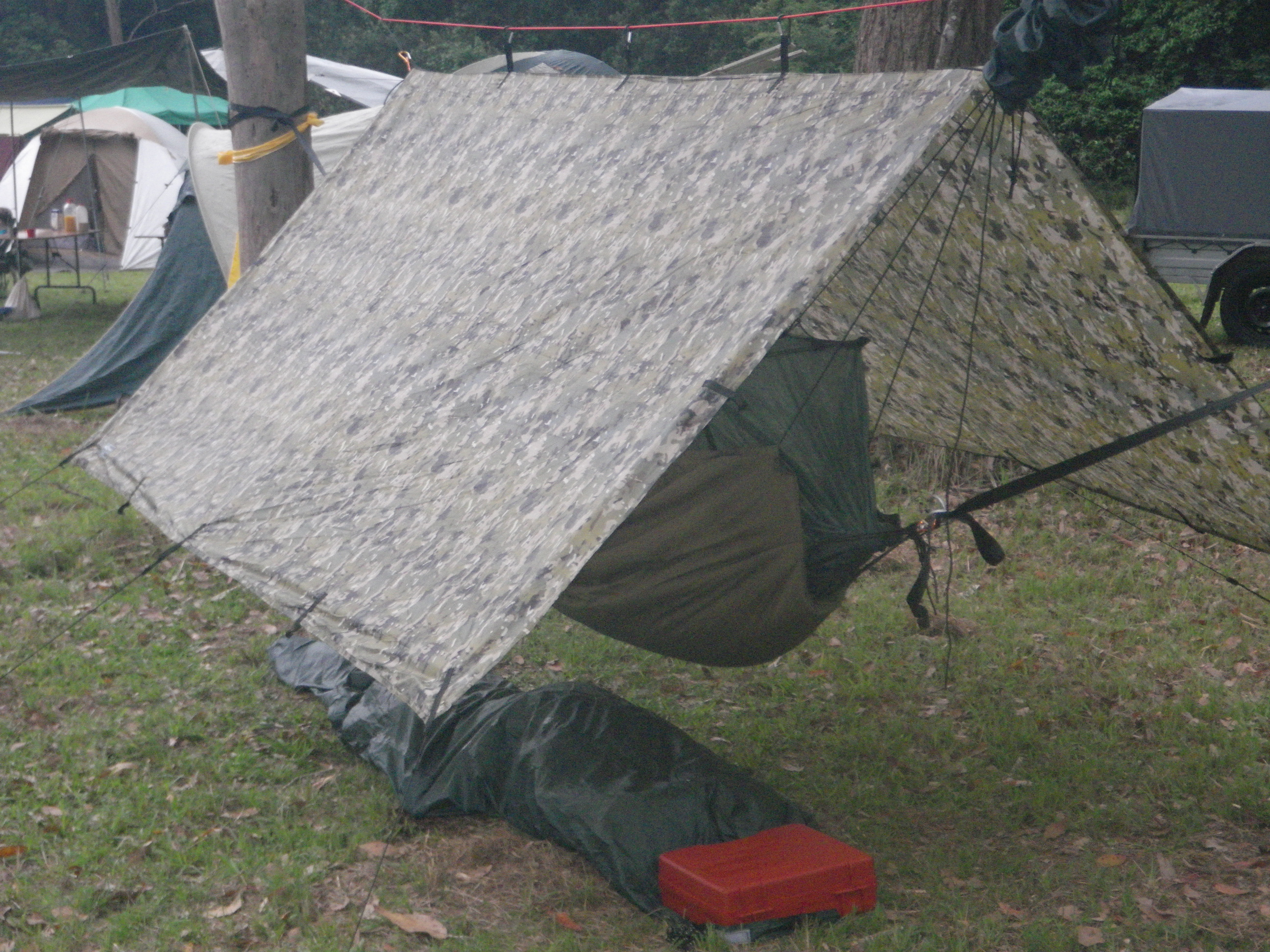 dd mc 3x3 tarp dd mc 3x3 tarp   hammock forums gallery  rh   hammockforums