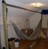 Diy Hammock Stand by WarmSoda in Images for homemade gear forums directions