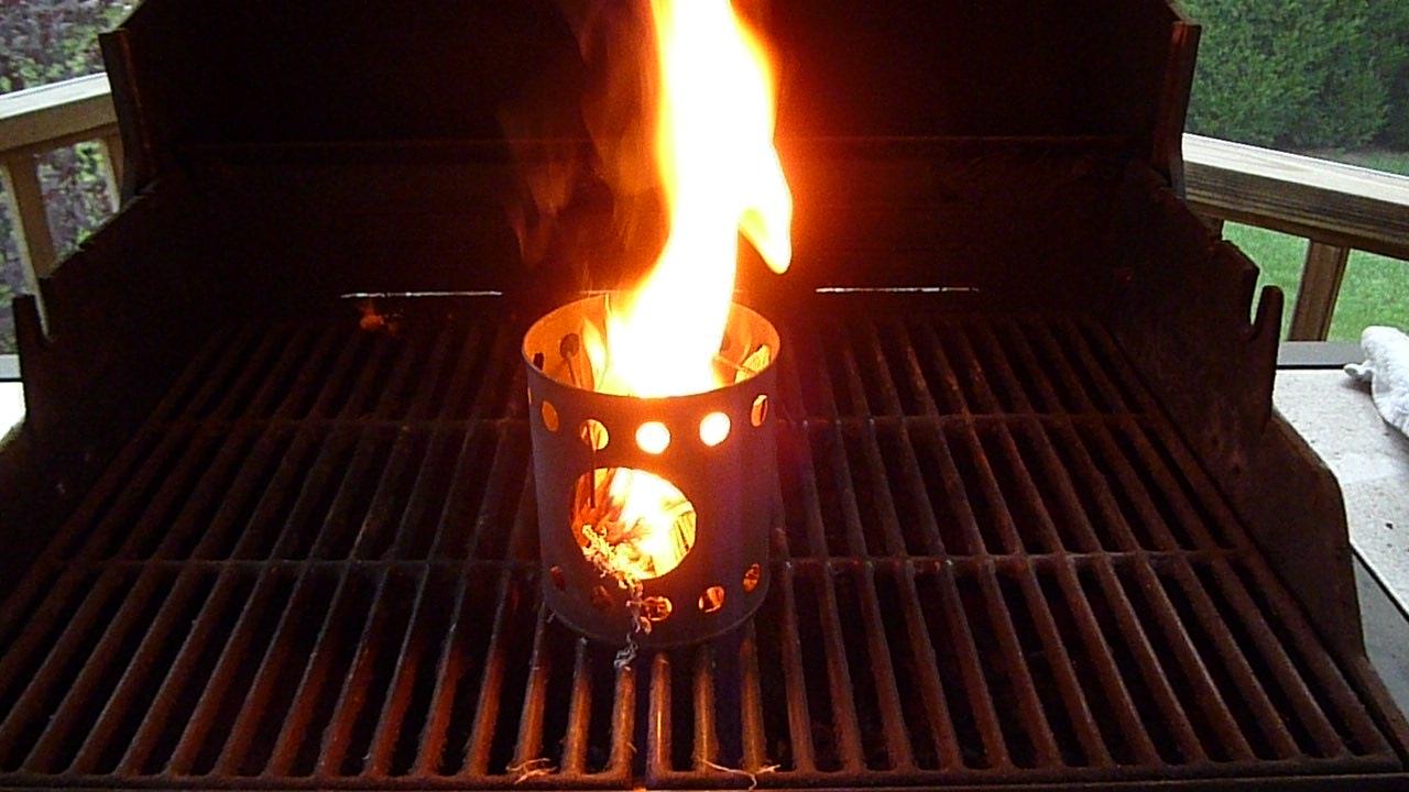 Diy Wood Burning Stove