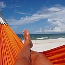 Naples Beach, Jan, 09' by Hammockmadness in Hammock Landscapes