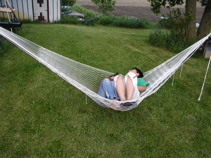 knotted hammock pics 5