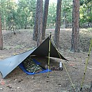 11 foot silnylon hex tarp by Randerson in Tarps