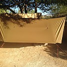 Sil-poly tarp by Randerson in Tarps