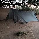 11 foot silnylon tarp made for HF member