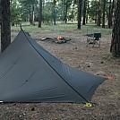 11 foot silnylon hex tarp by Randerson in Tarps
