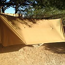 Sil-poly tarp by Randerson in Tarps