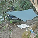 campsites on SC Foothills Trail