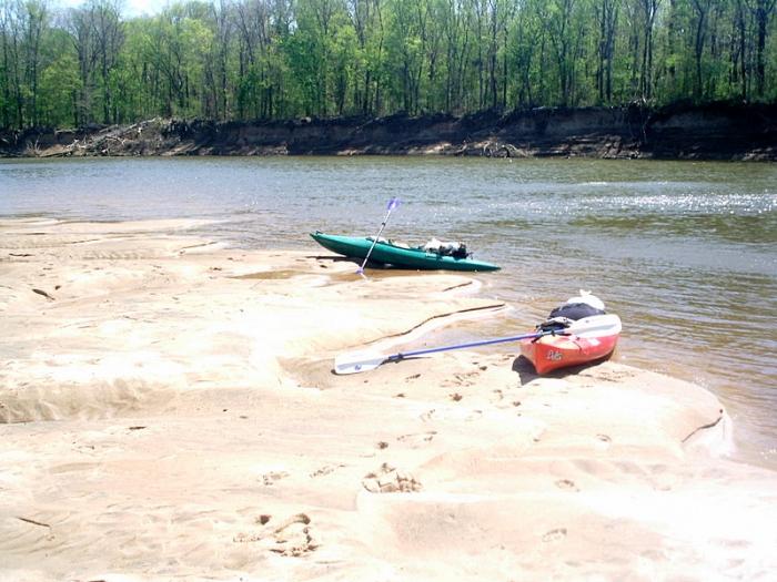 Pee Dee River Trip April 2004