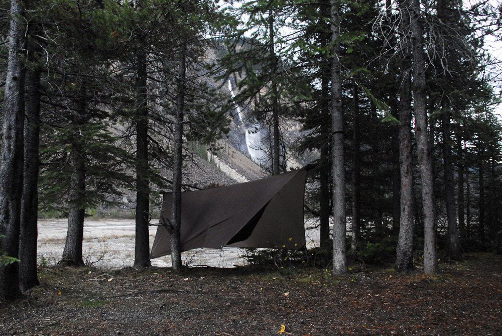Takakkaw Falls Campsite