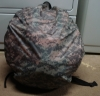Backpack With Diy Cover