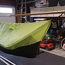 Skyhook Hammock Stand-small by Sirenobie in Other Accessories not listed
