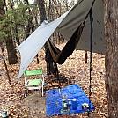 Camping Ray Roberts Lake by Wandering Badger in Hammocks