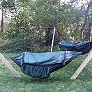 Hanging in backyard by bibsoutdoors in Hammocks