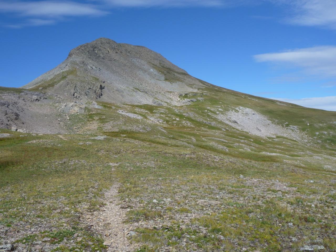 South San Juan Wilderness, 8-22 To 8-26 2010