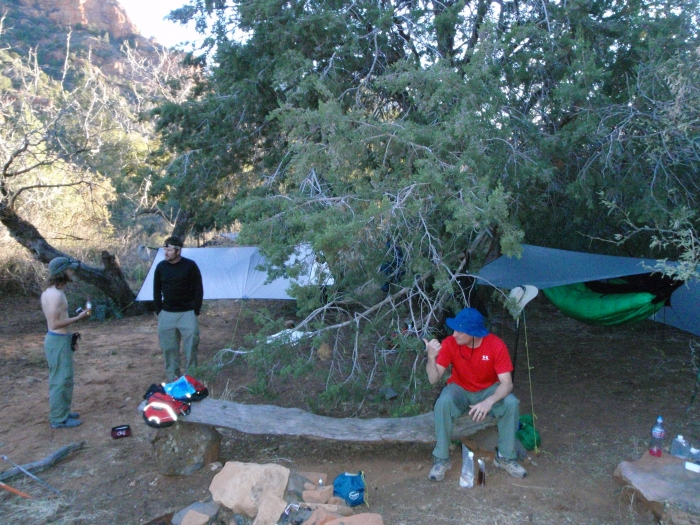 Main Camp Site