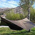 Backyard Testing at Sandhornøye Norway by ArcticNate in Hammock Landscapes