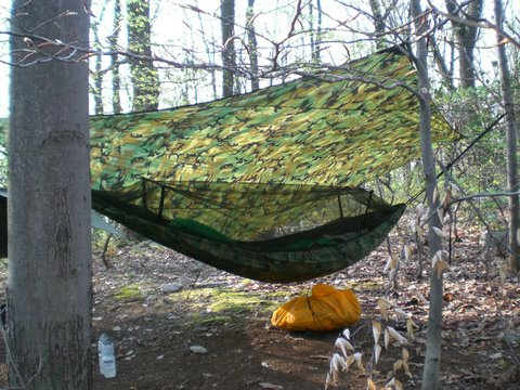 My Awesome Claytor Hammock
