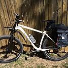 My new Salsa Mountain Bike