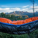 Elite Superior Hammock and Elite Quilt