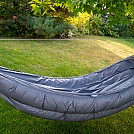 Superior Hammock with -30F Winter Upgrade