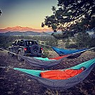 Jeep Hammocking with Superior Hammock