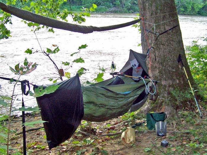 Yo! Pimp my hammock!