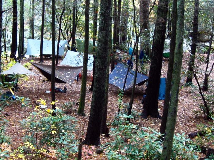 Conley Hammock Camp