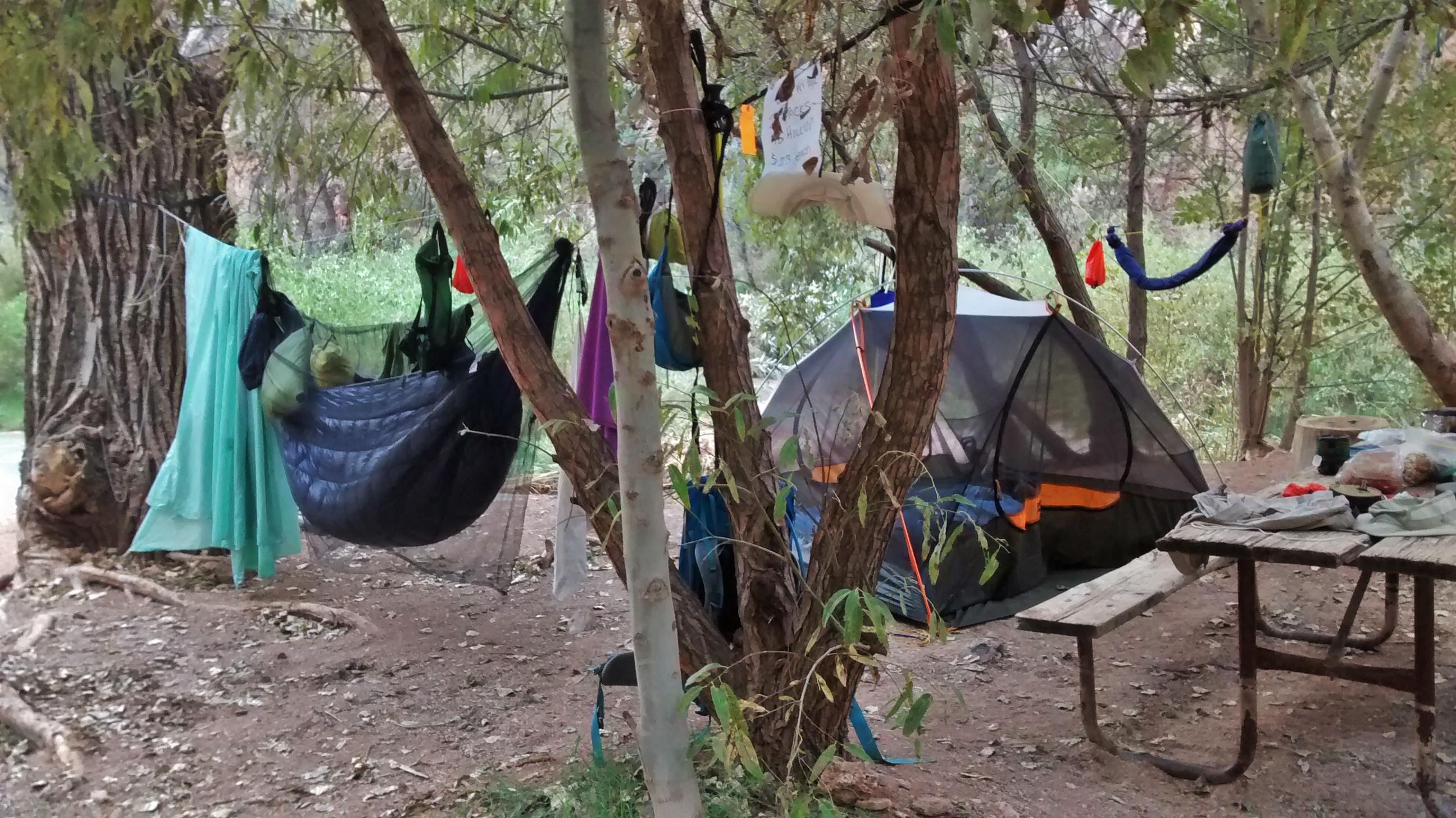 Havasupai Campground