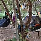 Havasupai Campground by raftingtigger in Hammock Landscapes