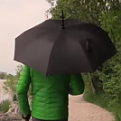Hiking Brolly by GadgetUK437 in Other Accessories not listed